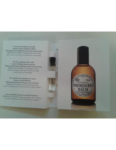 Tester Présence(s) de Bach - přírodní parfém, 1,6 ml