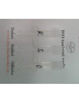 Tester Odvaha - Bio toaletní voda, 1,6 ml