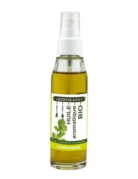 KORIANDR kulinářský bio olej, 50 ml