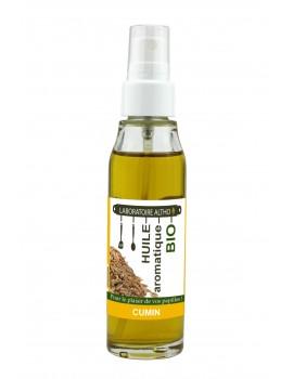 KMÍN ochucený bio olej, 50 ml