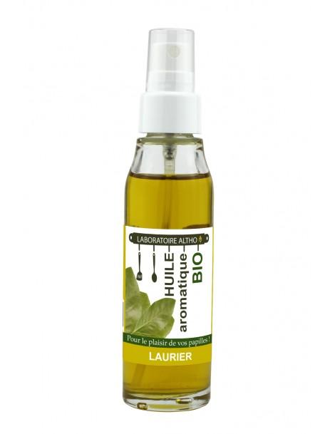 BOBKOVÝ LIST ochucený bio olej, 50 ml