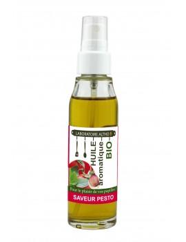 PESTO ochucený bio olej, 50 ml