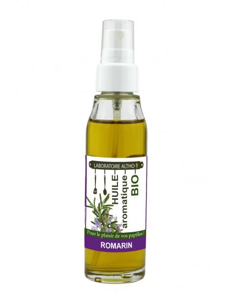 ROZMARÝN ochucený bio olej, 50 ml