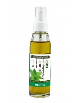 MÁTA PEPRNÁ ochucený bio olej, 50 ml