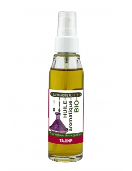 TAJINY ochucený bio olej, 50 ml