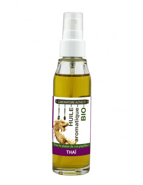 THAI ochucený bio olej, 50 ml