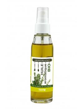 TYMIÁN kulinářský bio olej, 50 ml