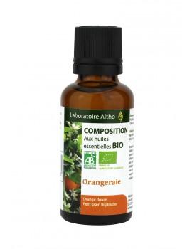 Oranžerie Směs Bio, 30 ml