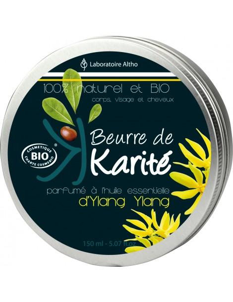 Ylang ylang - bambucké máslo, 150 ml