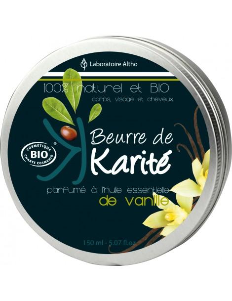 Vanilka - Bambucké máslo, 150 ml