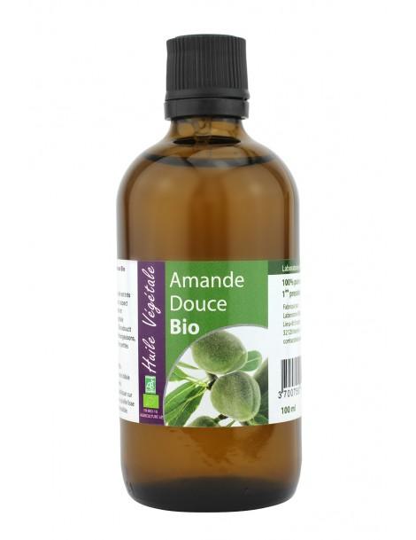 Mandlový - Rostlinný olej BIO, 100 ml