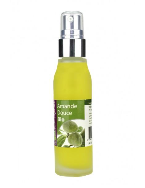 Mandlový - Rostlinný olej BIO, 50 ml