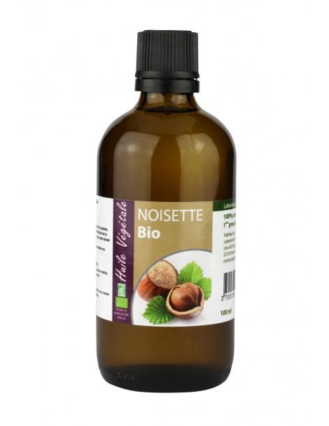 Lískooříškový - Rostlinný olej BIO, 100 ml