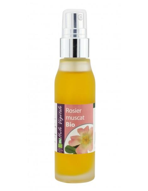 Šípkový - Rostlinný olej BIO, 50 ml