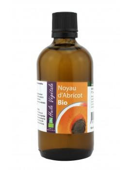 Meruňkový - Rostlinný olej BIO, 100 ml