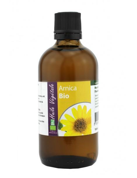 Arnikový - Rostlinný olej BIO, 100 ml