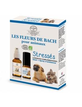 Stres - Bio-Bachovky pro zvířátka, 10 ml SPR