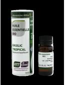 Bazalka pravá - Esenciální olej organic, 10 ml (Madagaskar)