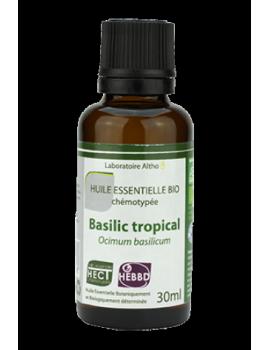 Bazalka pravá - Esenciální olej organic, 30 ml (Madagaskar)