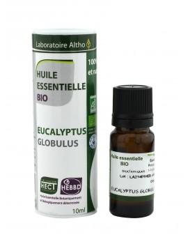 Eukalyptus / Blahovičník kulatoplodý BIO - Esenciální olej organic, 10 ml (Španělsko)