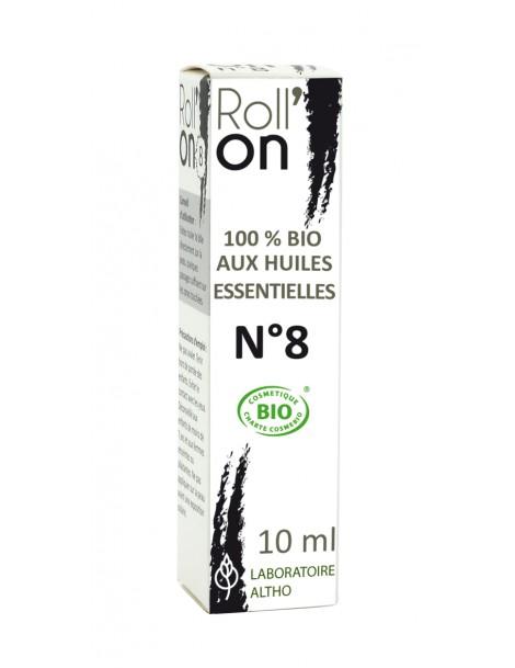 Roll-on N°7 BIO - na mykózy, 10 ml