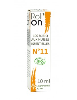 Roll-on N°11 BIO - na bolavé klouby, 10 ml