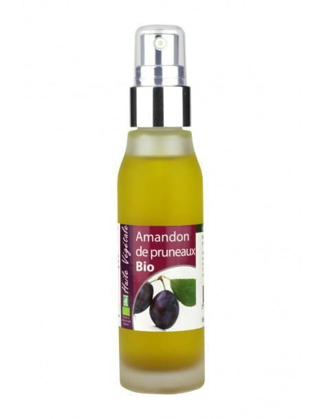 Švestkový - Rostlinný olej BIO, 50 ml