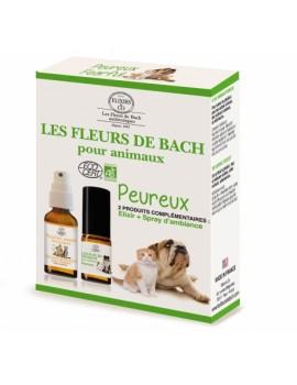 Strach - Dvojbalení pro zvířátka, 10 ml SPR + První pomoc int. parfém 20 ml SPR