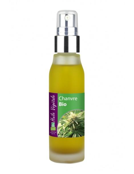 Konopný - Rostlinný olej BIO, 100 ml