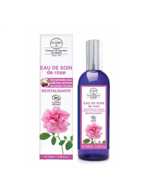 Růžová květová voda, 100 ml